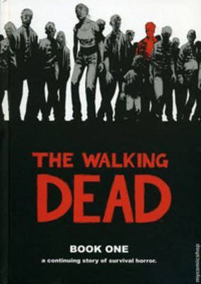The Walking Dead Book 1 Cover Image