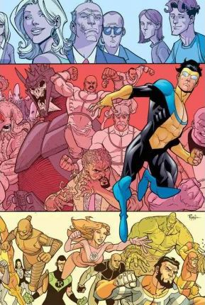 Invincible Volume 3: Perfect Strangers - New Printing