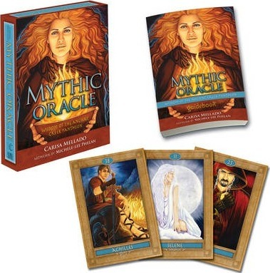 Mythic Oracle : Wisdom of the Ancient Greek Pantheon