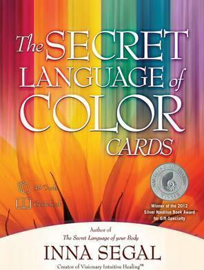 Clinical psychology books book depository the secret language of color cards negle Gallery
