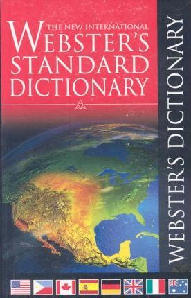 Webster's Standard Dictionary
