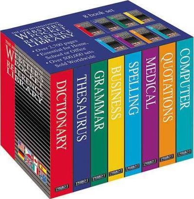 8 Volume Reference Library
