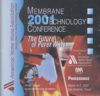 2001 Membrane Technology Conference Proceedings