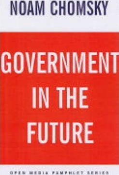 Government In The Future: An Open Media Pamphlet