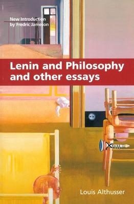 "louis althusser 1970 lenin and philosophy and other essays Louis pierre althusser  (1970) it was excerpted from a larger essay essay titled ""on the reproduction of capitalism  lenin and philosophy and other essays, monthly review press 1971, ideology and ideological state apparatuses, on the reproduction of the conditions of production."