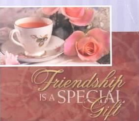 Friendship Is a Special Gift