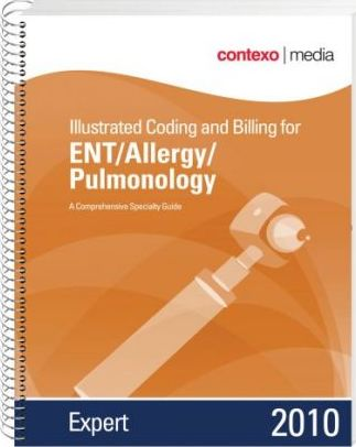 Coding and Billing Expert for ENT/Allergy/Pulmonology 2010