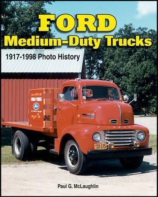 history of ford trucks book