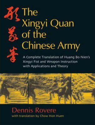 Xingyi Quan Of Chinese Army