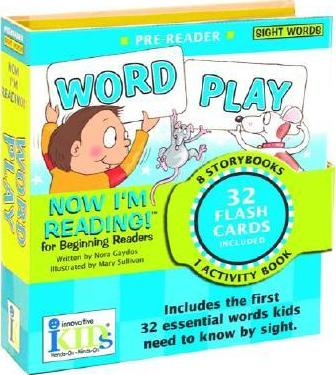 Now I'm Reading! Pre-Reader : Word Play