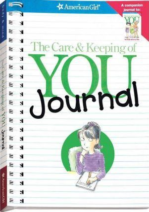 The Care & Keeping of You Journal
