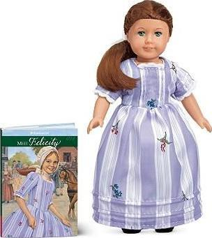 The American Girls Collection Felicity Mini Doll