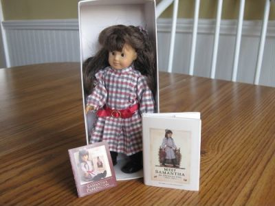 Samantha Mini Doll-Pub