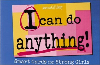 I Can Do Anything! Smart Cards for Strong Girls