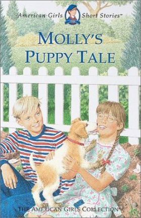 Mollys Puppy Tale Book