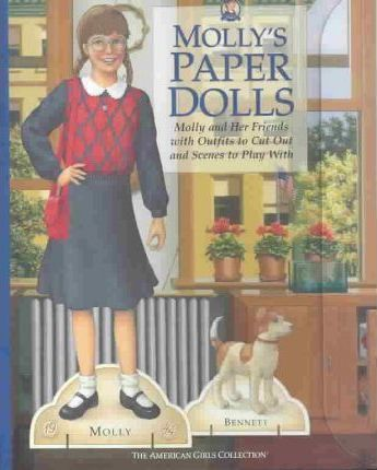 Molly's Paper Dolls