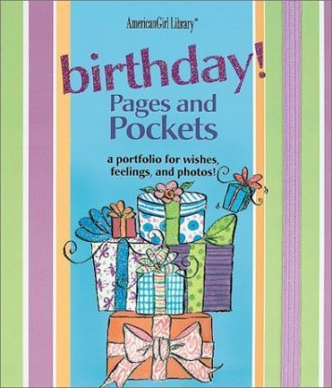 Birthday! Pages and Pockets