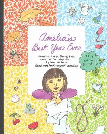 Amelia's Best Year Ever