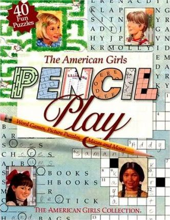 The American Girls Pencil Play