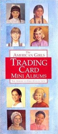 The American Girls Trading Card Mini Albums
