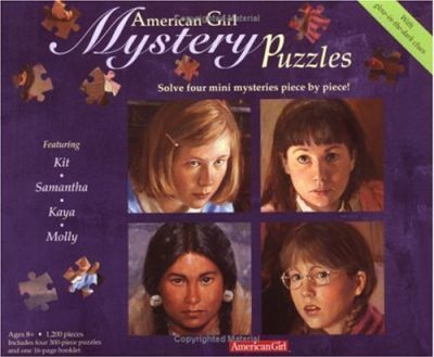 American Girl Mystery Puzzles (Boxed Set)