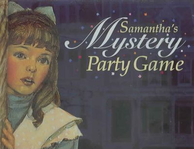 Samantha Mystery Party Game