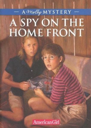 Spy on the Home Front- A Molly Mystery Hc