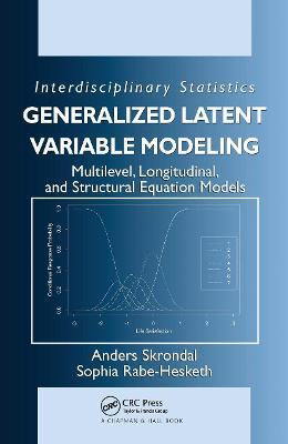 Generalized Latent Variable Modeling
