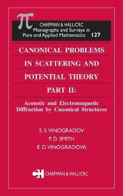 Canonical Problems in Scattering and Potential Theory: Part II