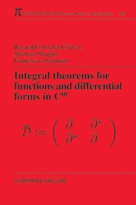 Integral Theorems for Functions and Differential Forms in CM