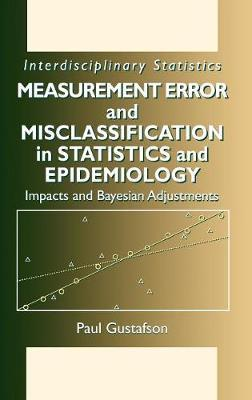 Measurement Error and Misclassification in Statistics and Epidemiology