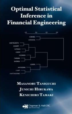 Optimal Statistical Inference in Financial Engineering
