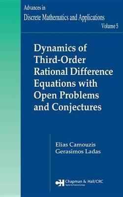 Dynamics of Third-Order Rational Difference Equations with Open Problems and Conjectures