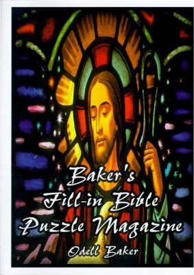 Baker's Fill-in Bible Puzzle Magazine