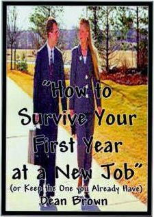 How to Survive Your First Year in a New Job