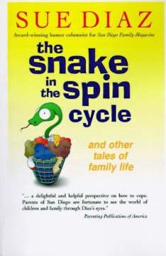 The Snake in the Spin Cycle