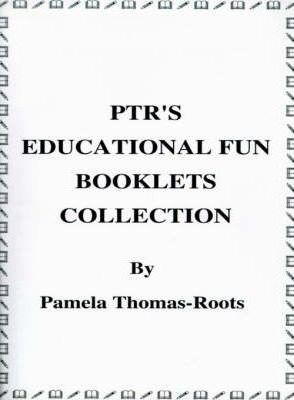 PTR's Educational Fun Booklets Collection