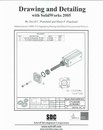 Drawing and Detailing With Solidworks 2005