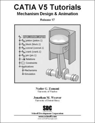 CATIA V5 Tutorials Mechanism Design & Animation