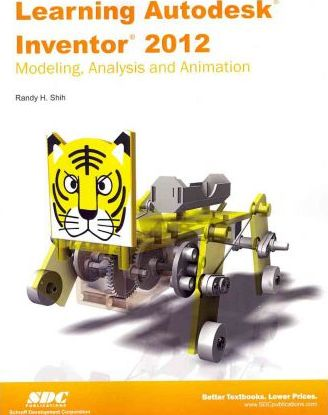 Learning Autodesk Inventor 2012