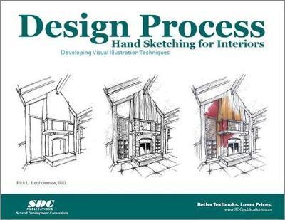 Design Process Hand Sketching for Interiors