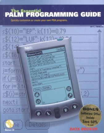 The Essential Palm Programming Guide