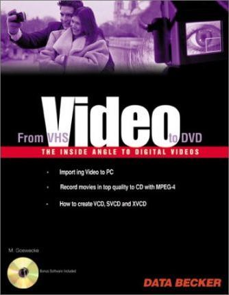 Video Guide: From VHS to DVD