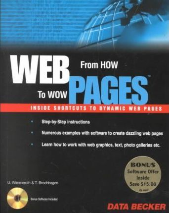 Web Pages: From How to Wow