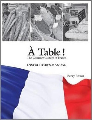 A Table!: Instructor's Manual