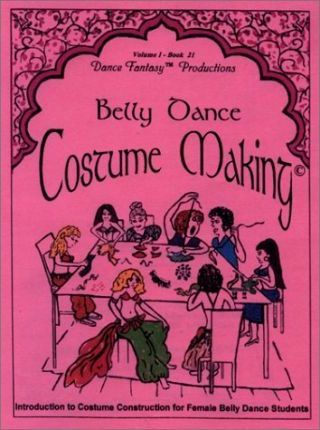 Belly Dance Costume Making