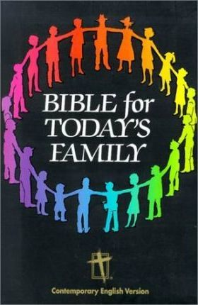 Bible for Today's Family-Cev