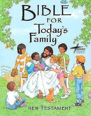 Bible for Today's Family New Testament-Cev