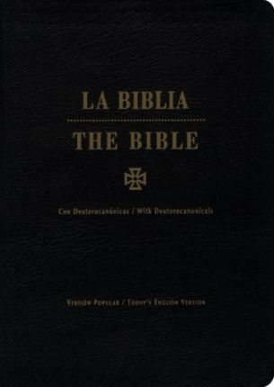 Spanish Bibligual Bible-VP/Gn-Catholic