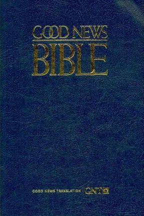 Large Print Bible-TEV